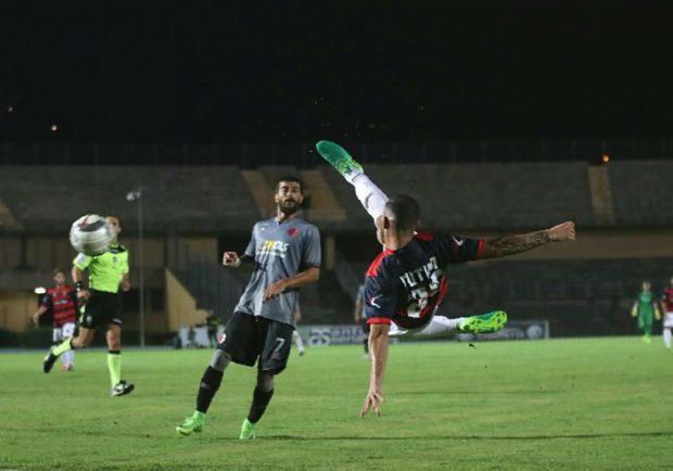 """Cosenza-Paganese 0-2: Negro vince il """"derby"""" con Tutino, Palmiero e Liguori…"""