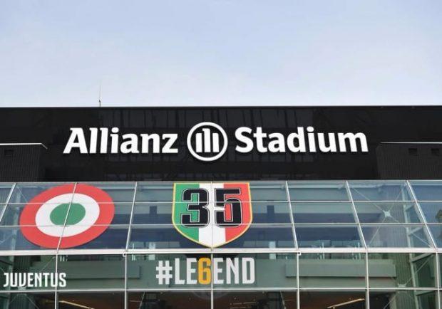 Juventus, chiesti due turni a porte chiuse per lo Stadium