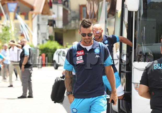 """Christian Maggio: """"Insigne in panchina? Vanno rispettate le scelte del tecnico. Champions? Crediamo alla qualificazione"""""""