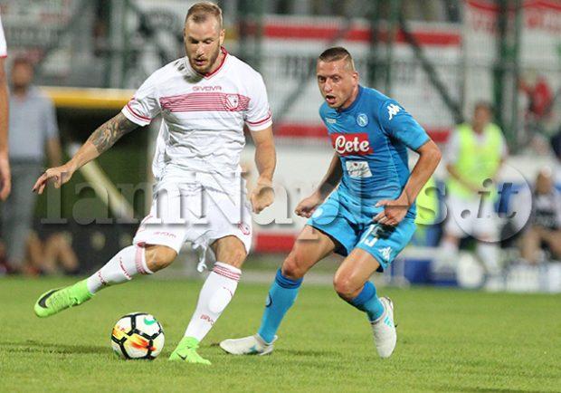 """Giaccherini, parla l'agente: """"Giaccherini è ben visto da Sarri e questo ci lusinga. Il Napoli vincerà lo scudetto"""""""