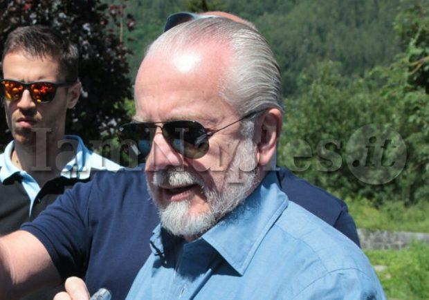 GdS – Biglietti gratis alla camorra: domani De Laurentiis sarà ascoltato in Procura