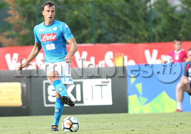 VIDEO – Napoli-Trento: gol pazzesco di Chiriches da 60 metri!