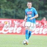"""Zielinski: """"Sto benissimo a Napoli e voglio restare in azzurro. Hamsik? E' il miglior centrocampista in Italia"""""""