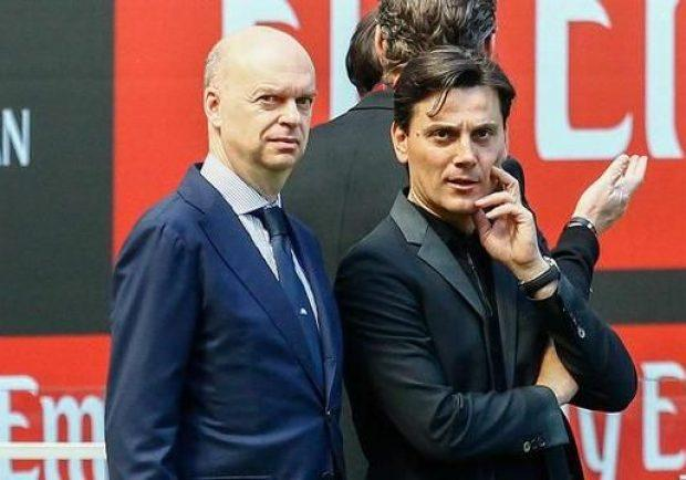 """Milan, Fassone bacchetta: """"La Samp non è al nostro livello, atteggiamento da bocciare…"""""""