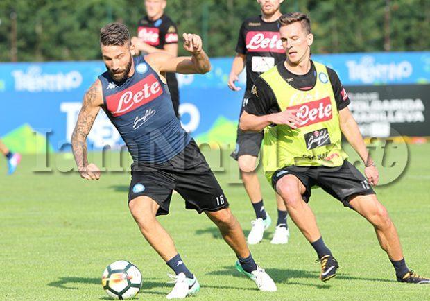 SKY – Napoli: Zapata, Strinic e Tonelli in uscita