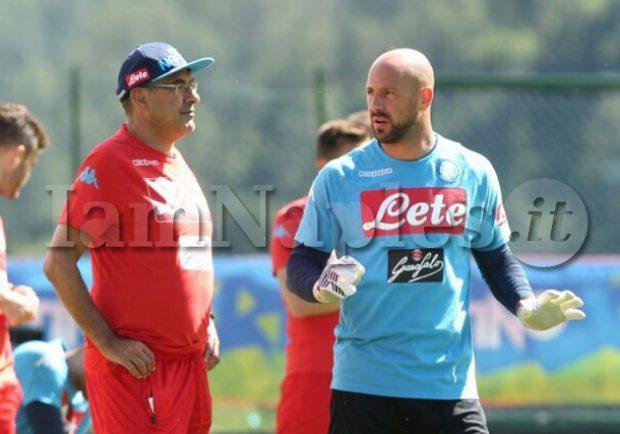 """Reina, l'agente: """"L'interesse del Psg è reale. Pepe ama Napoli, ma è difficile che rinnovi"""""""