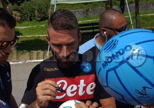 """IamNaples.it, Ciro Troise: """"Non c'è l'esigenza di cedere Tonelli, anche se il calciatore preme per andare via"""""""
