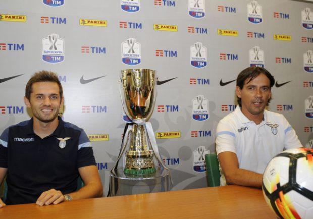 """Simone Inzaghi: """"Con la Juve dovremo fare la partita perfetta. Keita? Sapete tutti com'è la situazion.."""""""