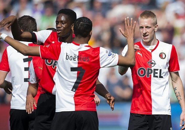 Napoli-Feyenoord, gli olandesi recuperano Haps, nulla da fare per Jørgensen
