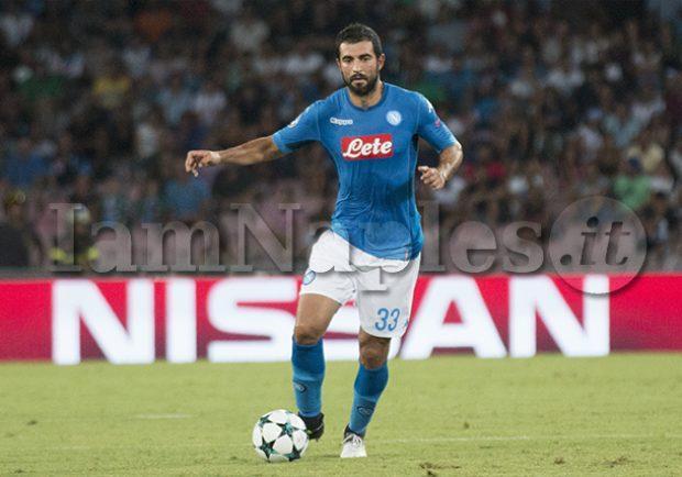 Napoli-Cagliari, le formazioni ufficiali: c'è Albiol. Negli ospiti torna titolare l'ex Pavoletti