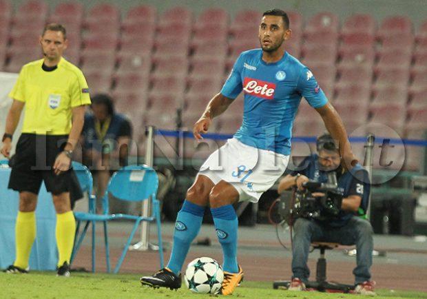 """Dall'Algeria: """"Il Napoli si è rassegnato: tratterà la cessione di Ghoulam col Manchester City"""""""