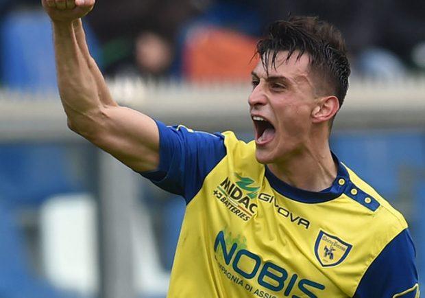 Gazzetta dello Sport – Il Chievo attende per Inglese, temono che il Napoli possa inserirlo in qualche trattativa