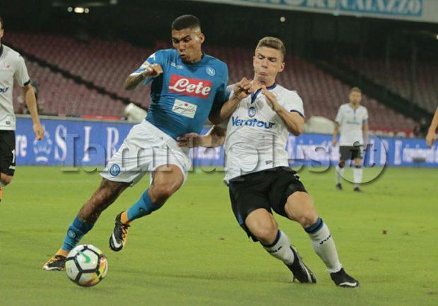 Napoli-Atalanta, sono cinque i precedenti in Coppa Italia