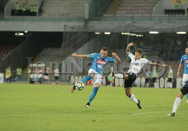 Napoli-Atalanta 3-1, la magia di Zielinski dà il via alla rimonta, ottimo l'impatto di Allan: le pagelle di IamNaples.it