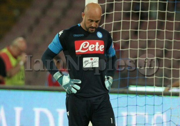 "VIDEO IAMNAPLES.IT – Pepe Reina lascia il San Paolo: ""Non so se è un addio"""