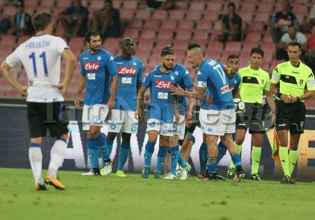 """Foto – SSC Napoli: """"Gli azzurri salgono al 12º posto del Ranking UEFA"""""""