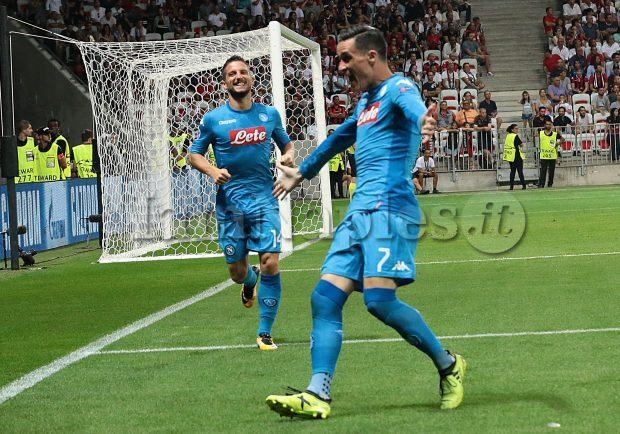 Napoli, seconda partecipazione di fila ai gironi di Champions League