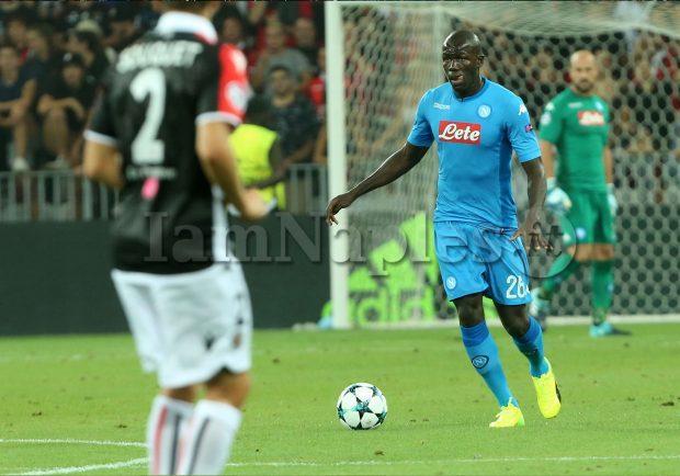 """Koulibaly: """"La Lazio sta molto bene, ma cercheremo di vincere"""""""