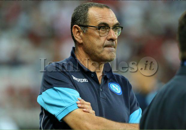CorSport – Napoli-Udinese, sarà rivoluzione per Sarri: ecco il probabile undici titolare