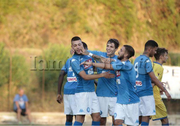 Youth League, Shakhtar Donetsk-Napoli 1-2: le pagelle di IamNaples.it. Azzurrini con cuore e qualità, Gaetano insegna calcio agli ucraini