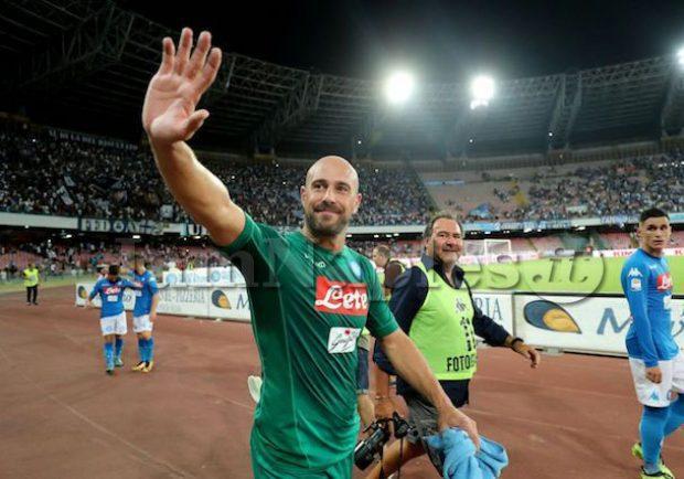 """Pacchioni (RTL 102.5): """"Il Napoli non sarebbe riuscito a sostituire Reina"""""""