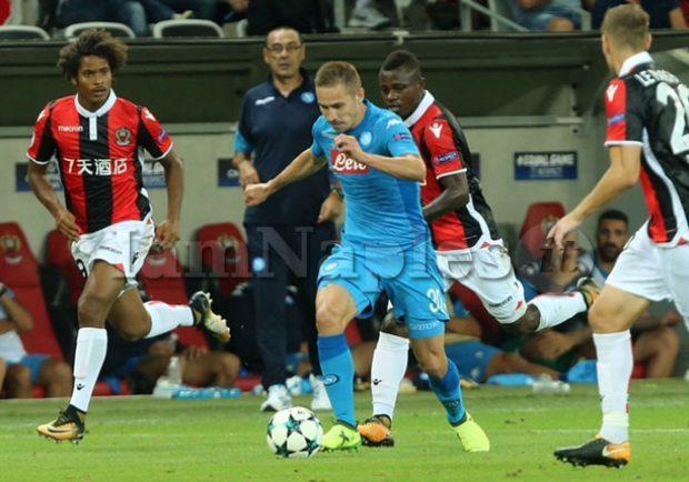 Il Mattino – Contro il Benevento pronto il turnover, Rog si candida per una maglia da titolare
