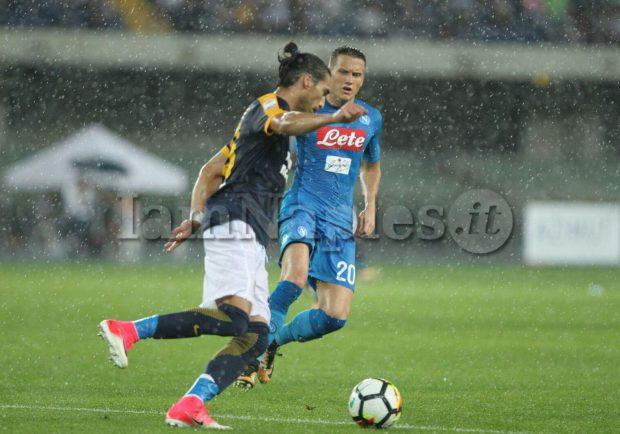 Hellas Verona, Pazzini e Caceres verso l'addio