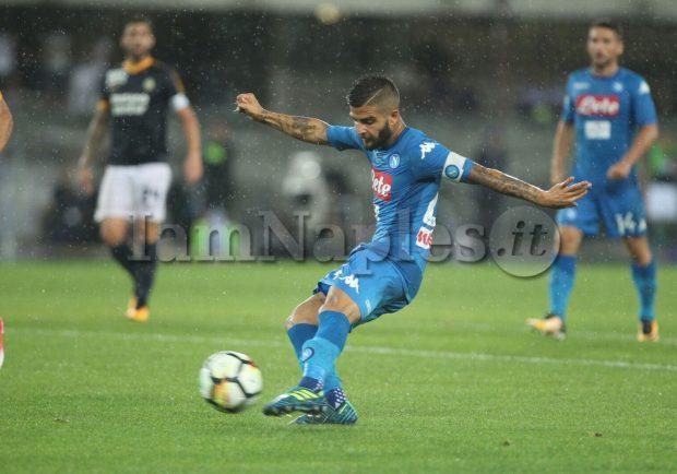 VIDEO – Insigne chiude il match! Napoli ai gironi di Champions League
