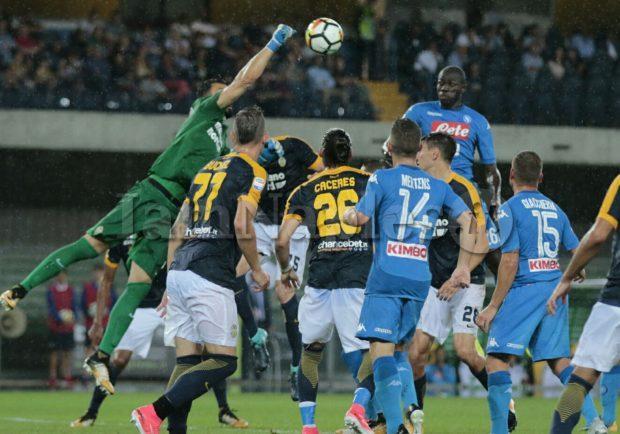 Verona, i 23 convocati di mister Pecchia per la sfida contro il Napoli