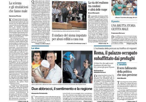 """FOTO – Il Mattino: """"Reina, braccio di ferro col Napoli. Una brutta storia gestita male"""""""