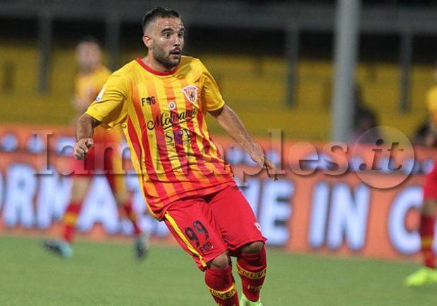 Da Benevento – Brignola andrà via solo per un'offerta importante, opzione difficile per il Napoli