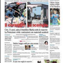 Il Mattino – Napoli, la 'vera' Champions è tua