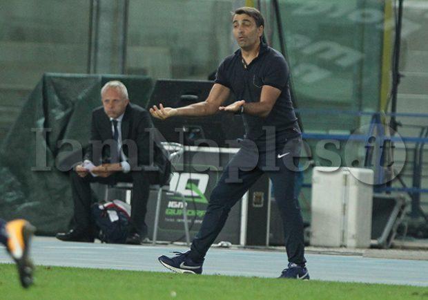 Corriere di Verona – Troppo Napoli per l'Hellas, divario evidente