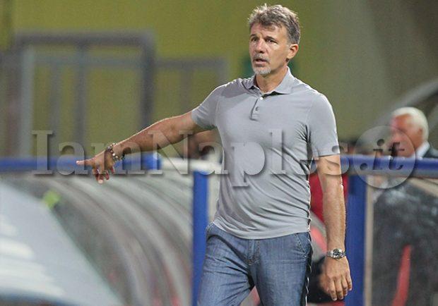 """Baroni: """"I tifosi del Napoli mi ricordano come un eroe. Mi piacerebbe fare il guastafeste.."""""""