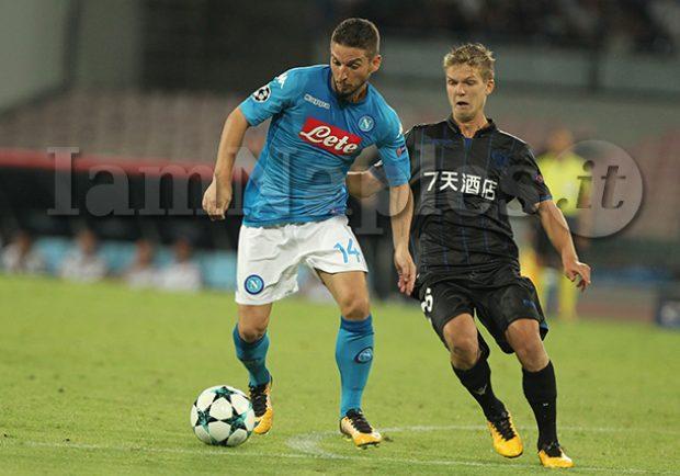 """Bonsignore, CorrSera: """"Il Napoli non avrà un atteggiamento attendista, cercherà da subito di prendere il pallino del gioco"""""""