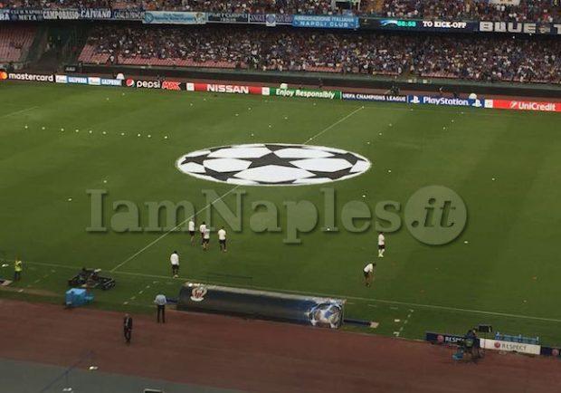 ANSA – Vietata la trasferta ai tifosi olandesi per Napoli-Feyenoord