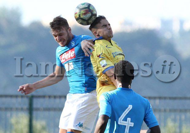 PHOTOGALLERY – Primavera, Napoli-Frosinone 2-1: gli scatti di IamNaples.it