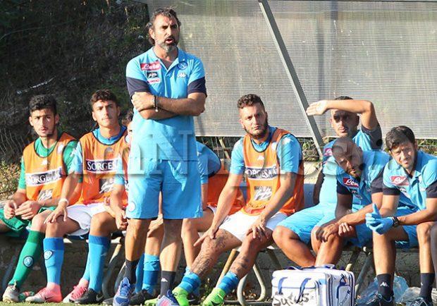 """Primavera, Saurini ad IamNaples.it: """"Non siamo ancora al 100%, non vediamo l'ora di giocare in Youth League"""""""