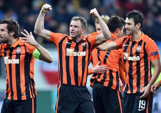 Ucraina, Mariupol-Shakthar Donetsk 1-3: vittoria esterna per gli avversari del Napoli nel girone di Champions League