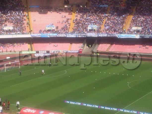 Napoli-Benevento 6-0, azzurri straripanti
