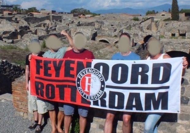 """Il questore di Napoli: """"Presenti in città 150 tifosi del Feyenoord ma nessuno di loro entrerà al San Paolo"""""""