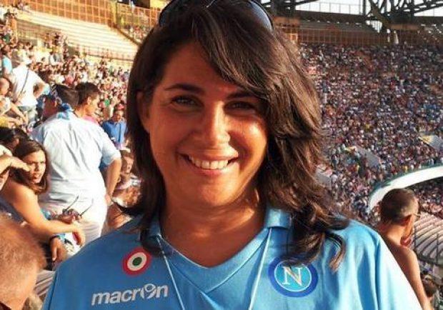 La maestra super tifosa del Napoli stroncata da un male incurabile