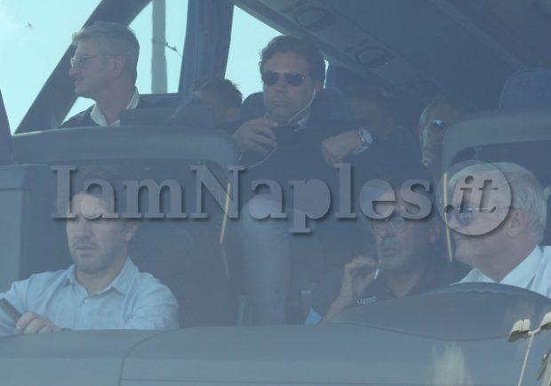 PHOTOGALLERY – Shakhtar Donetsk-Napoli, azzurri in partenza per l'Ucraina