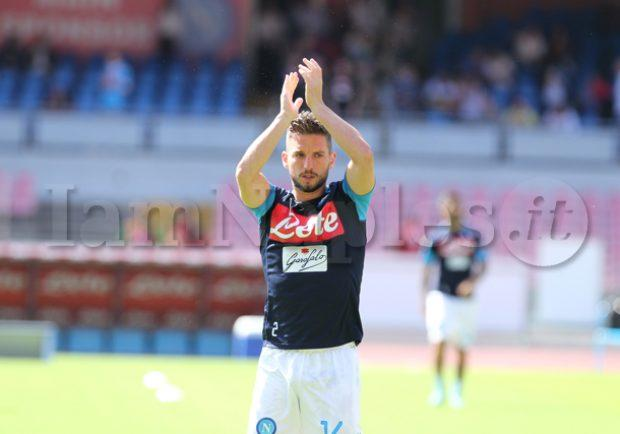 Napoli, retroscena Mertens: la scorsa estate il belga era nel mirino dell'Arsenal