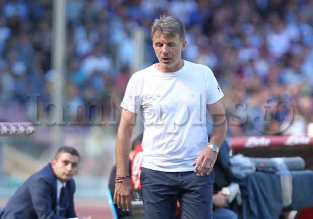 Benevento, scatta il ritiro. E Baroni si gioca il posto con l'Inter
