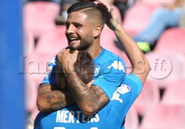 PHOTOGALLERY – Napoli-Benevento 6-0: gli scatti di IamNaples.it