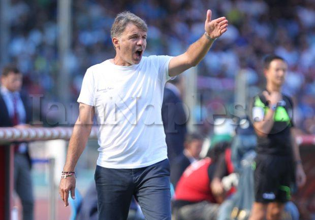 Benevento, cambi in vista per la sfida con la Roma: Baroni prova un prudente 4-5-1