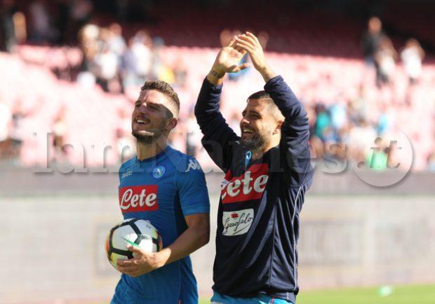 """Renga: """"Mertens via da Napoli? Sarebbe un dispiacere. Per lo scudetto sarà corsa a due"""""""