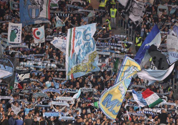 Lazio, respinto il ricorso: Curva Nord chiusa con il Cagliari