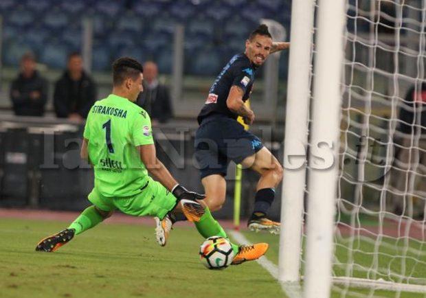 Slovacchia, Hamsik dal primo minuto nell'amichevole contro l'Ucraina